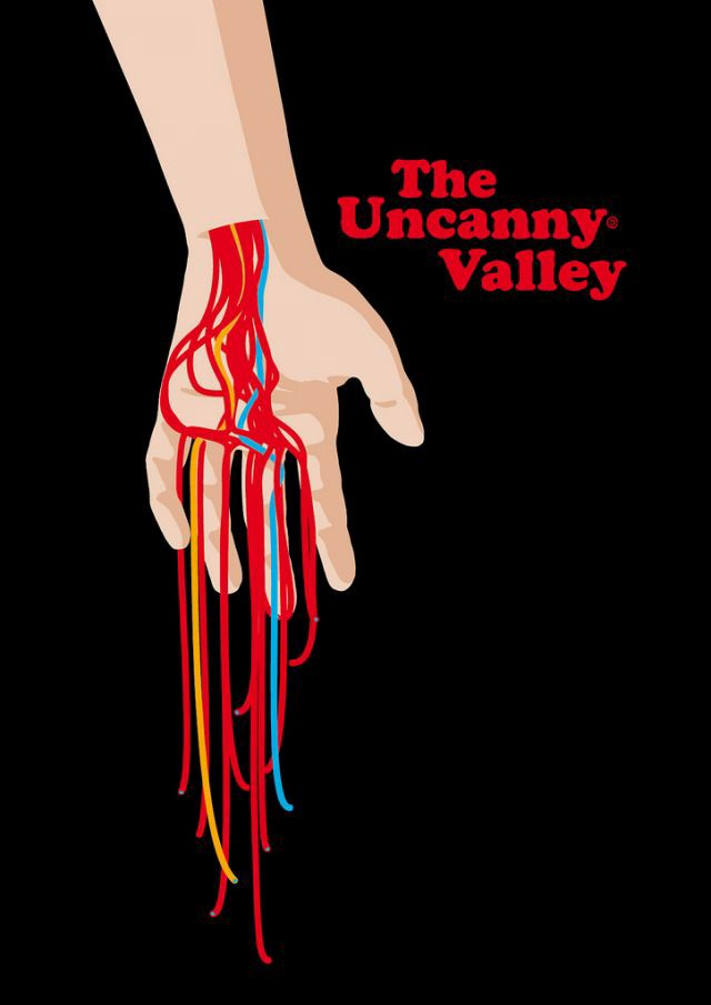 The Uncanny Valley by Christopher Dombres