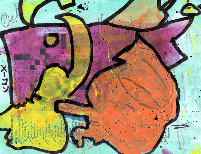 Artwork by Marc-Anthony Macon.