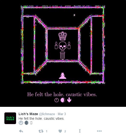 Lich's Maze