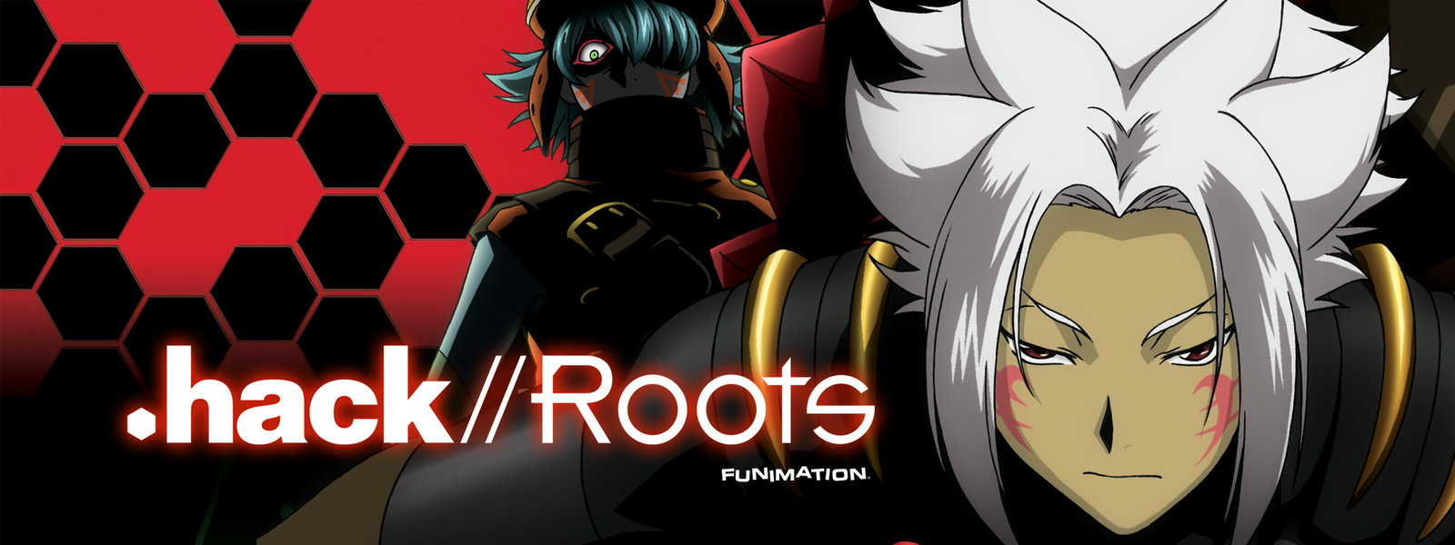 .hack//Roots cyberpunk anime