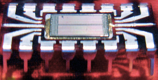 Computer memory space. Photo by Steve Jurvetson.