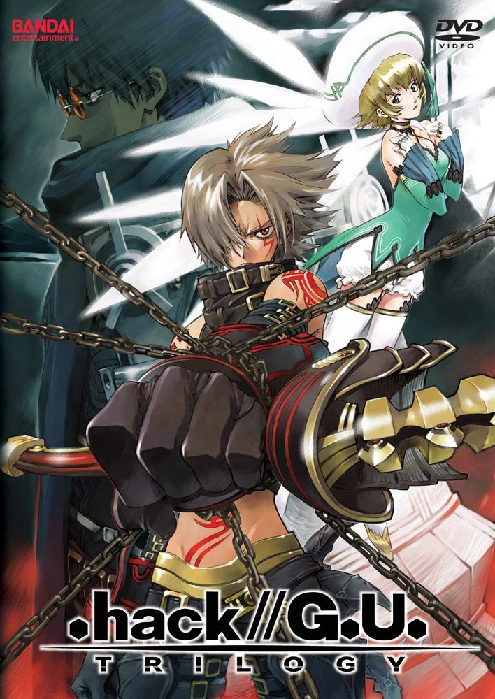 .hack//GU Trilogy anime