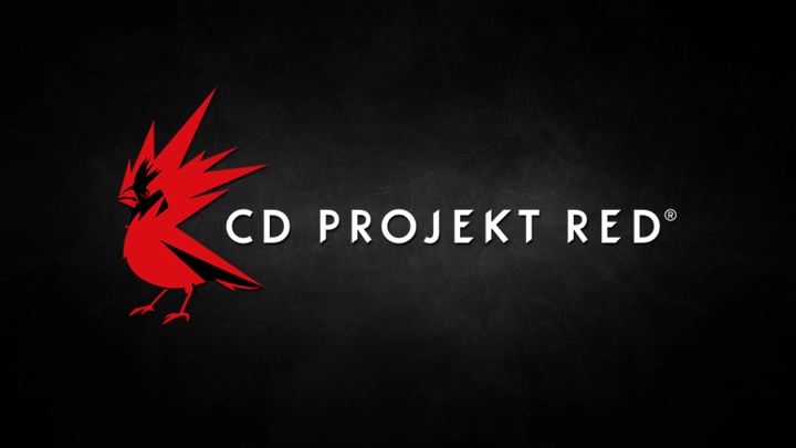 CD Projekt RED logo by, unsurprisingly, CD Projekt RED, makers of the The Witcher series and Cyberpunk 2077.