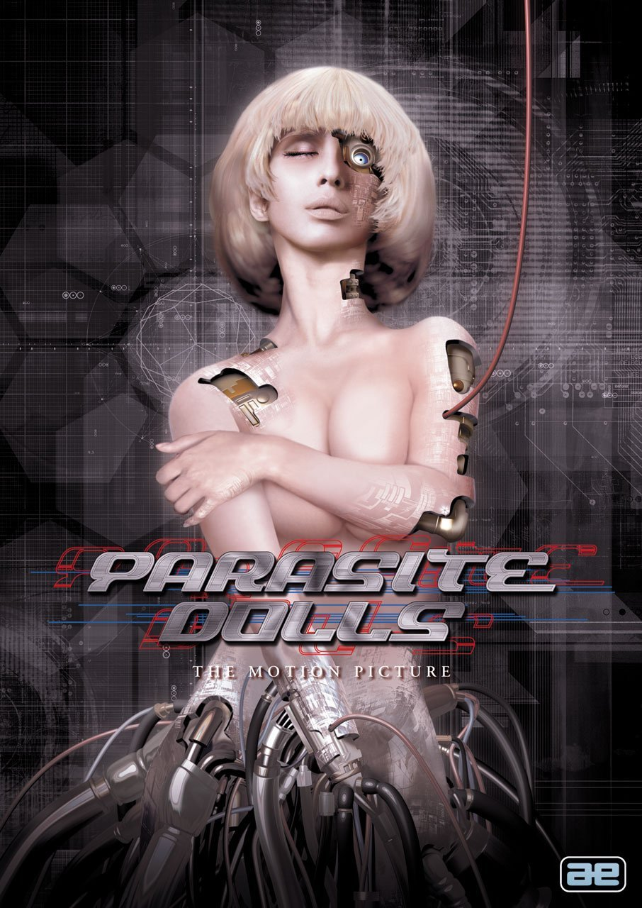 Parasite Dolls is a cyberpunk anime.