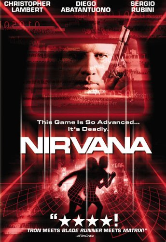 cyberpunk movie Nirvana from 1997