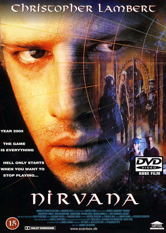 Nirvana, 1997 cyberpunk movie