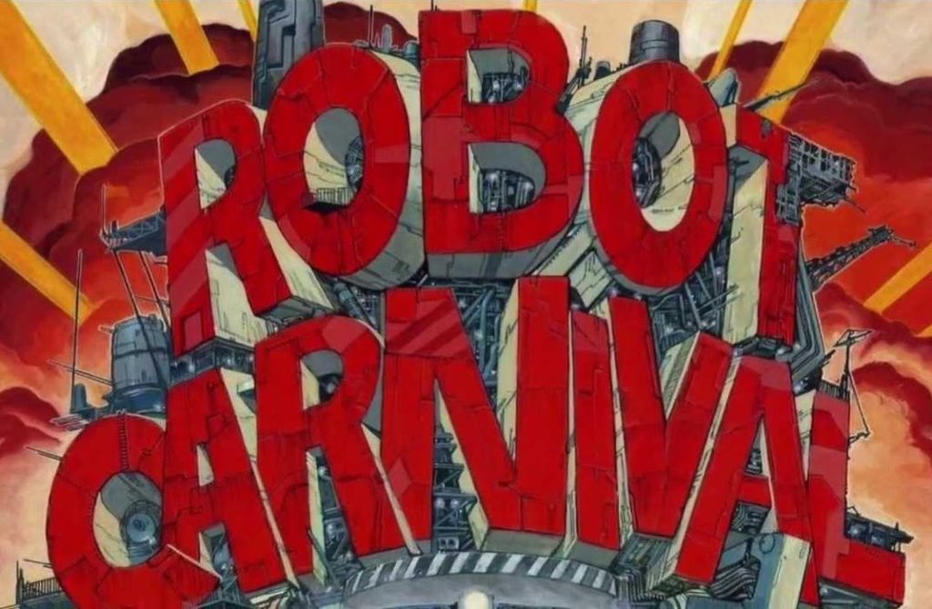 Robot Carnival cyberpunk anime movie