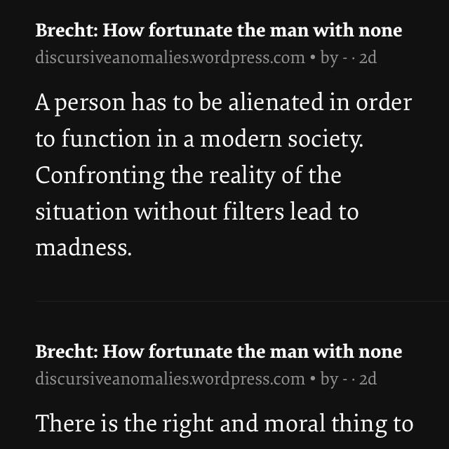 @sargoth / Johanna Drott quote.
