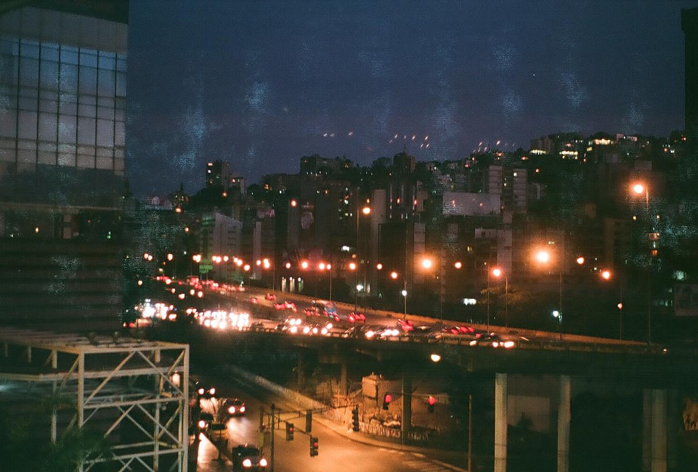 Photo of Caracas, Venezuela by Gabriela Camaton.